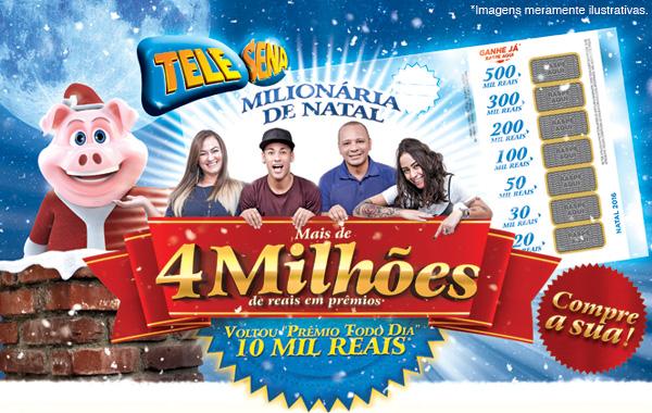Tele Sena de Natal 2016