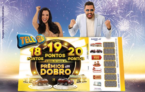 Tele Sena de Ano Novo 2017